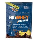 Bigwhey Protein Tek Kullanımlık Saşe Çik&Muz