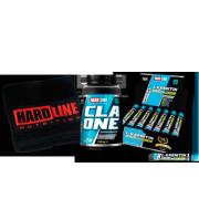 Hardline CLA ONE 100 Jel Kapsül + L-Carnitine Matrix 3000mg 20 Ampul + Hardline Havlu
