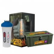 Grenade Thermo Detonator + 50 Calibre + Shaker
