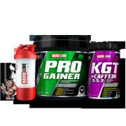 Hardline Progainer 5000gr + KGT + Shaker + Anahtarlık