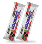 BigJoy Gourmet Protein Bar 35 gr Kırmızı Meyve -2 adet