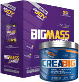 Bigjoy Sports Bigmass 50'li + Creabig Powder 120g