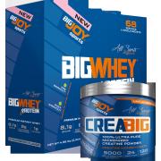 Bigjoy Sports Bigwhey Proteini 68'li + Creabig Powder 120g