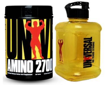 Universal Amino 2700 + Sarı Bidon