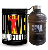 Universal Amino 3001 + Siyah Bidon