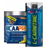 BCAAPRO (Ev Limonatası) + L-Karnitin Kampanyası