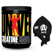 Universal Creatine Powder + Bandana