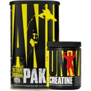 Universal Animal Pak 44 Paket + Creatine Powder 120 gr