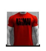 Animal Tişört Kırmızı