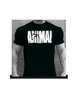 Animal Tişört Siyah