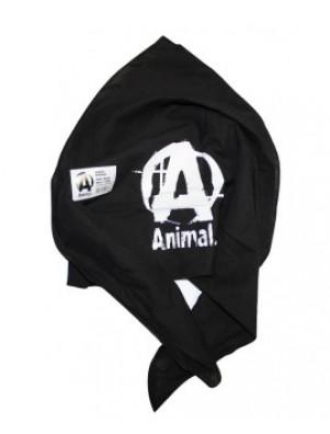 Animal Siyah Bandana