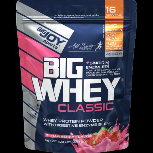 Doypack BIGWHEY Whey Protein
