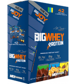 Bıgwhey Protein 42 Servis