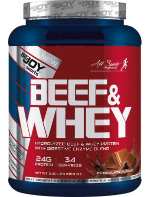 Beef & Whey