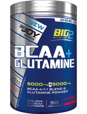 BIG2 Bcaa + Glutamine