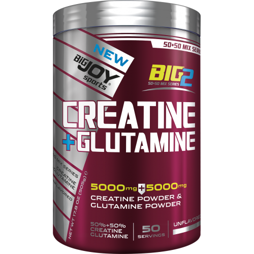 BIG2 Creatine + Glutamine