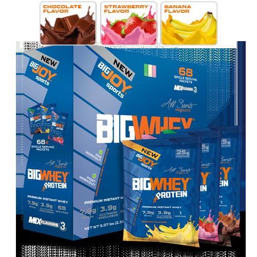 BIGWHEY Whey Protein