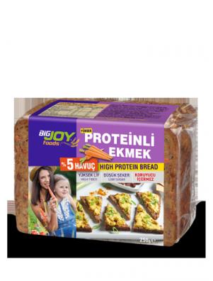 Yüksek Proteinli  Ekmek