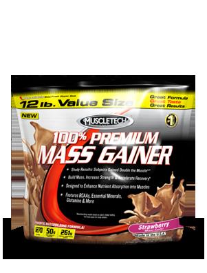 Premium Mass Gainer Bag