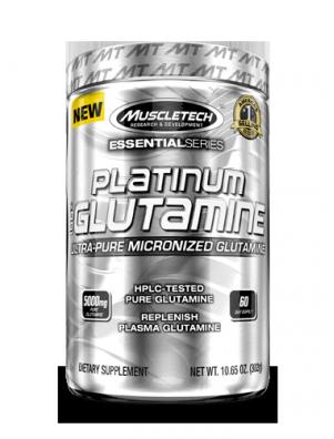 Platinum %100 Glutamine Powder