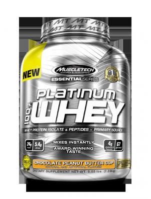 Platinum %100 Whey Essential Series