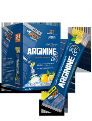 Arginine Go!