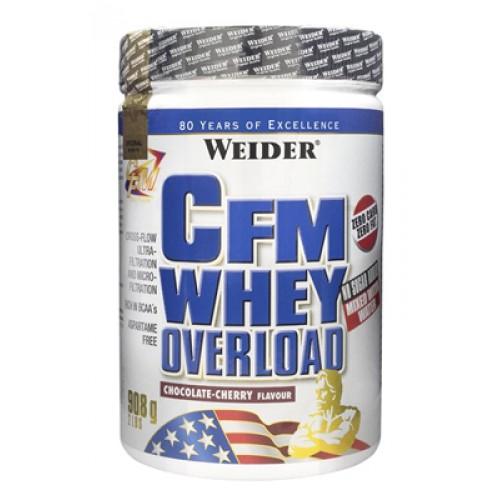 CFM Whey Overload Protein