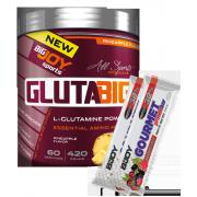 Glutabig %100 Glutamine Powder
