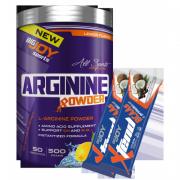 BigJoy Arginine 500g + 2 Adet Protein bar