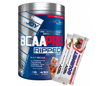 BigJoy BCAApro Ripped + 2 Adet Protein Bar