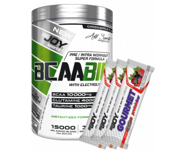 BigJoy BCAABIG + 3 Adet Protein Bar Hediye