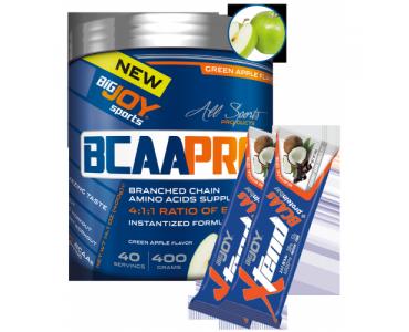 BigJoy Bcaapro + 2 Adet Protein Bar Hediye
