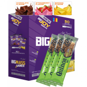 BigJoy Bigmass 50'li + 3 Adet Protein bar Hediyeli