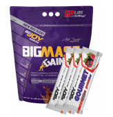 BigJoy BIGMASS 5440 gr + 3 Adet Protein Bar Hediye