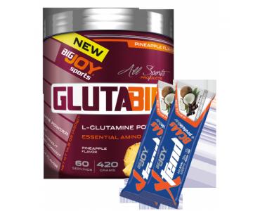 BigJoy Glutabig + 2 Adet Protein bar Hediyeli