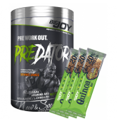 BigJoy Predator + 3 adet Protein Bar Hediye