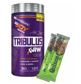 BigJoy Tribulus GRW + 2 Adet Protein Bar Hediyeli