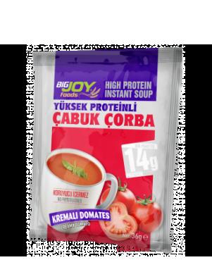 Yüksek Proteinli Çorba