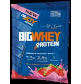 Bigwhey Protein Tek Kullanımlık Saşe Çilek