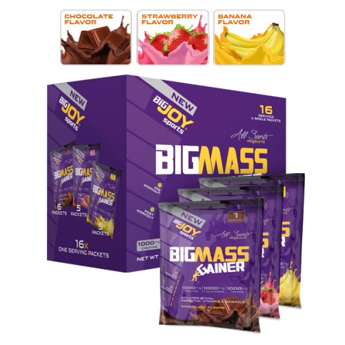 BigMass Gainer 16 Servis