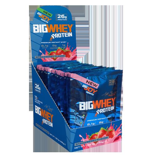 Bigwhey Protein 15 Servis