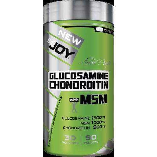Glucosamine Chondroitine with MSM