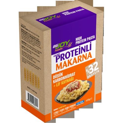 Proteinli Makarna