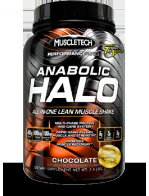 Anabolic Halo Performance Series