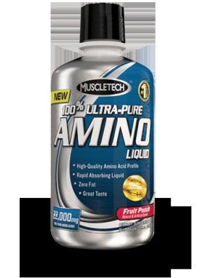 %100 Ultra-Pure Amino Liquid