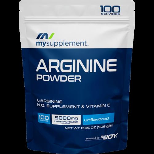 Doypack Arginine Powder