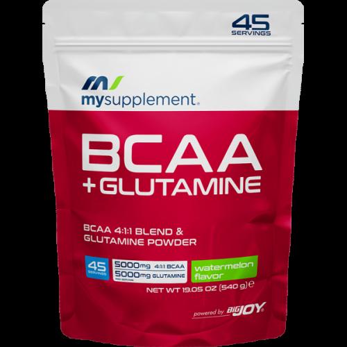 Doypack Bcaa + Glutamine