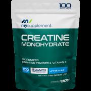 Doypack Creatine Monohydrate  Aromasız