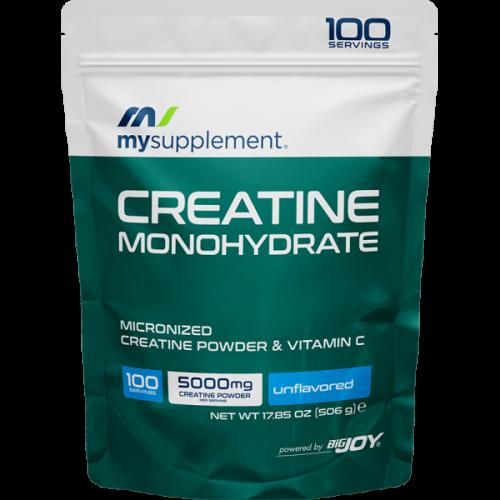 Doypack Creatine Monohydrate