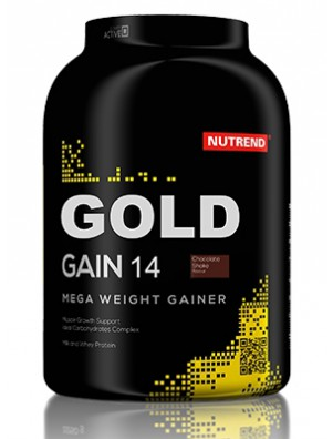 Gold Gain 14 Mega Weight Gainer